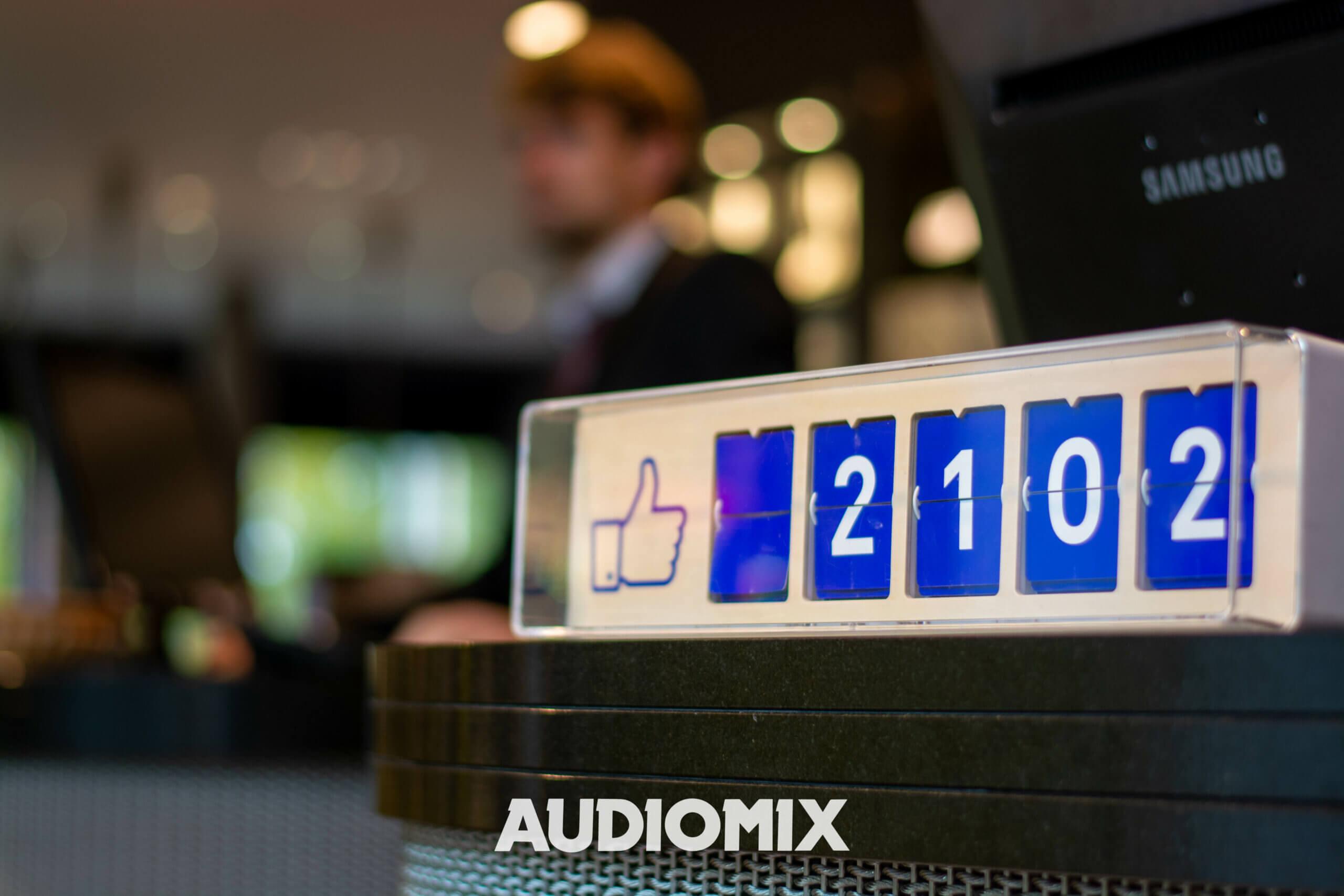 likes audiomix