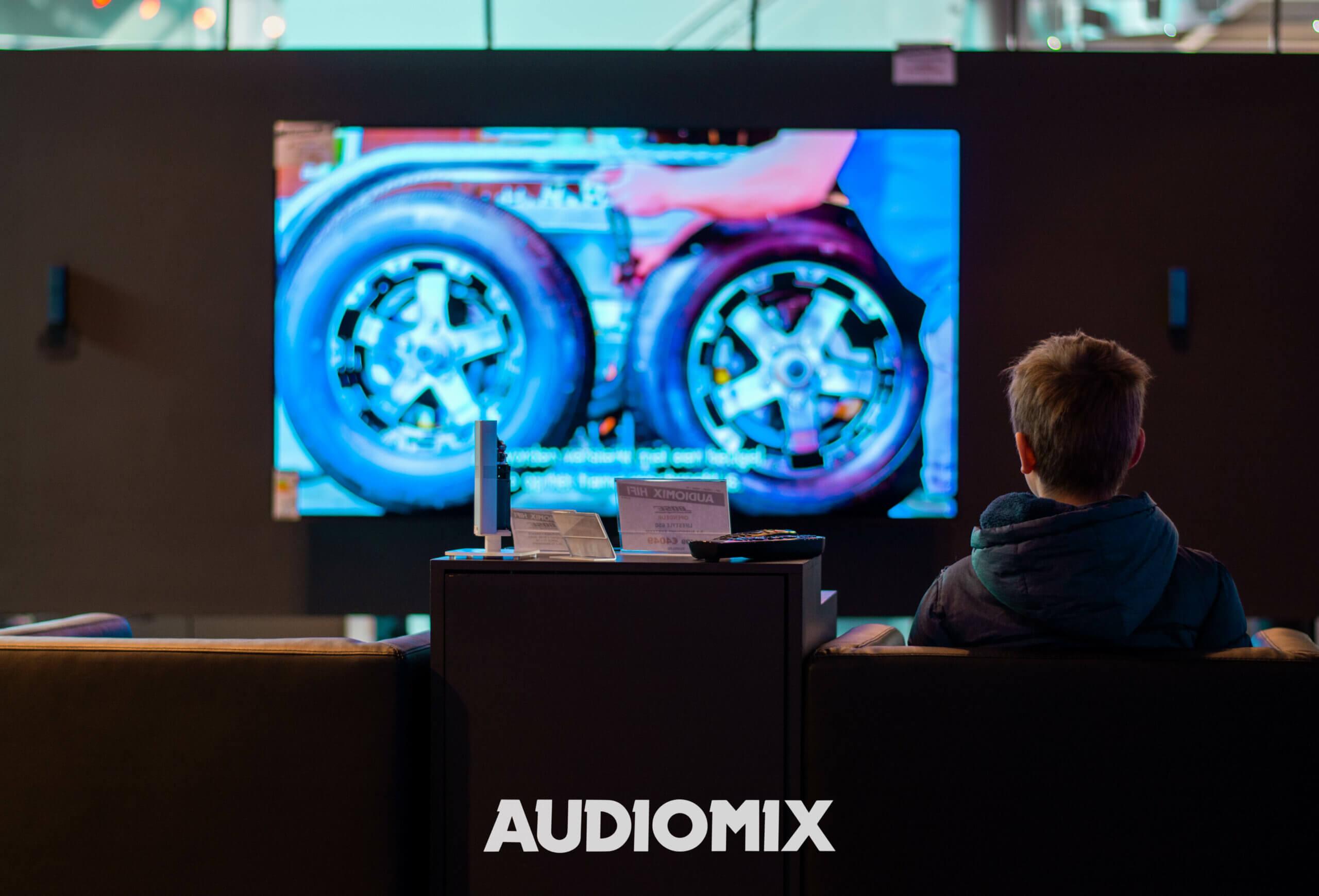 tv audiomix