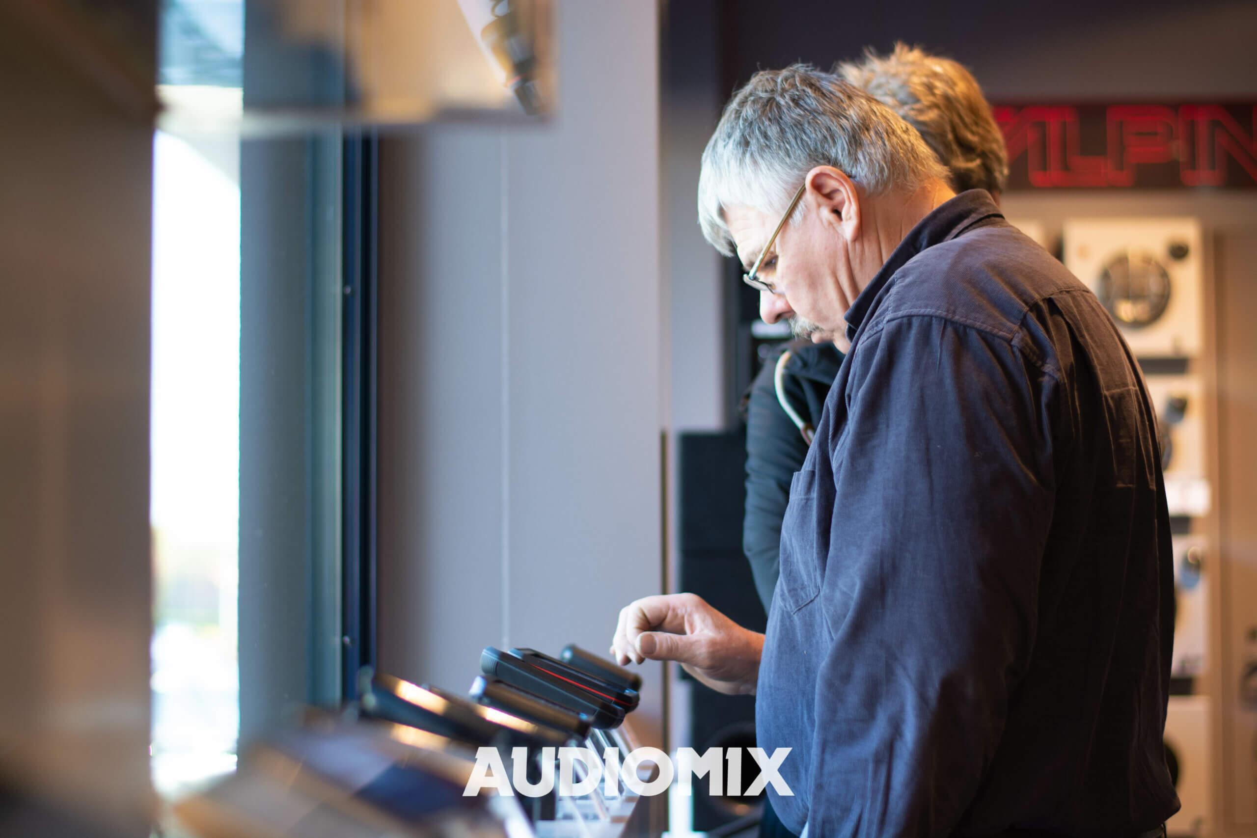 gps audiomix