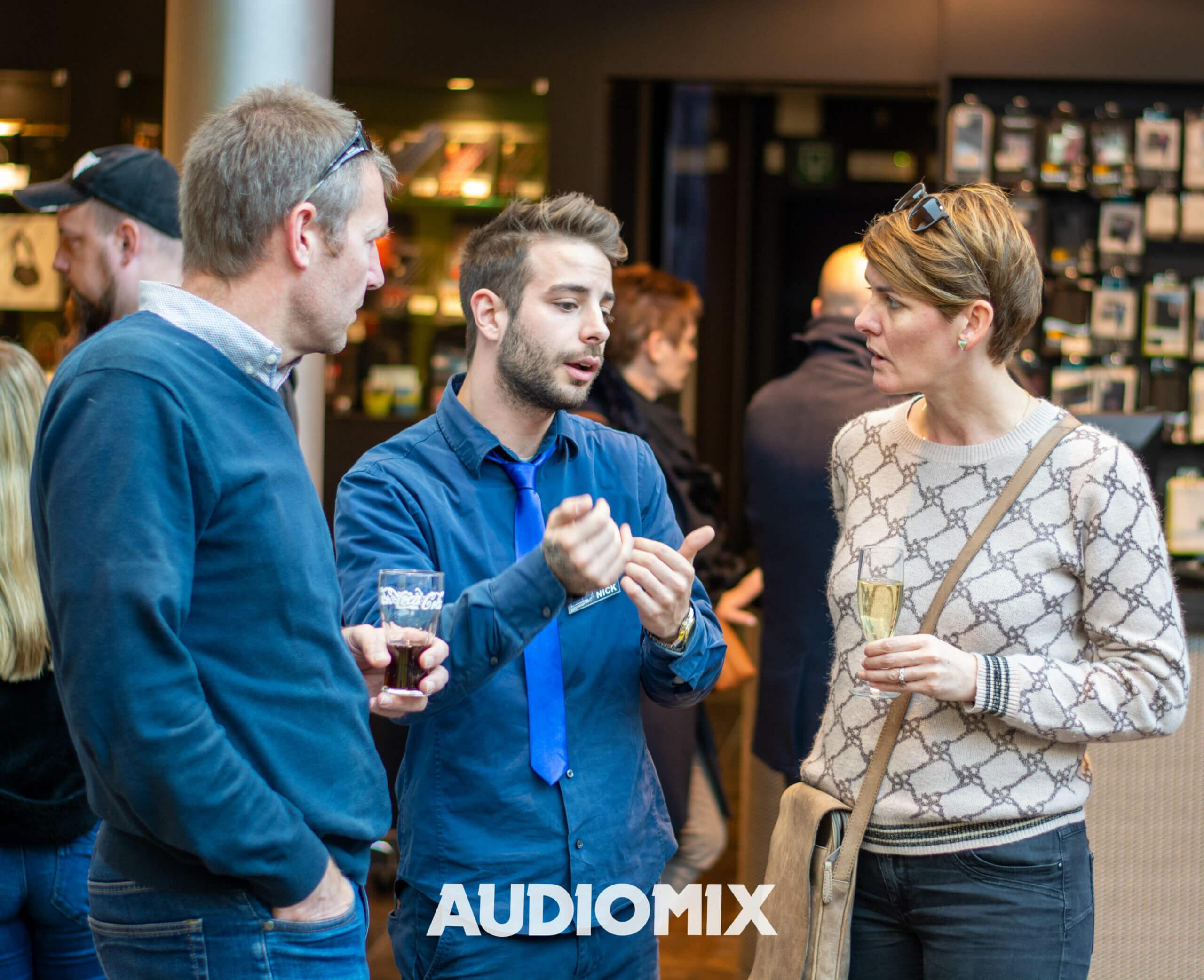 advies audiomix