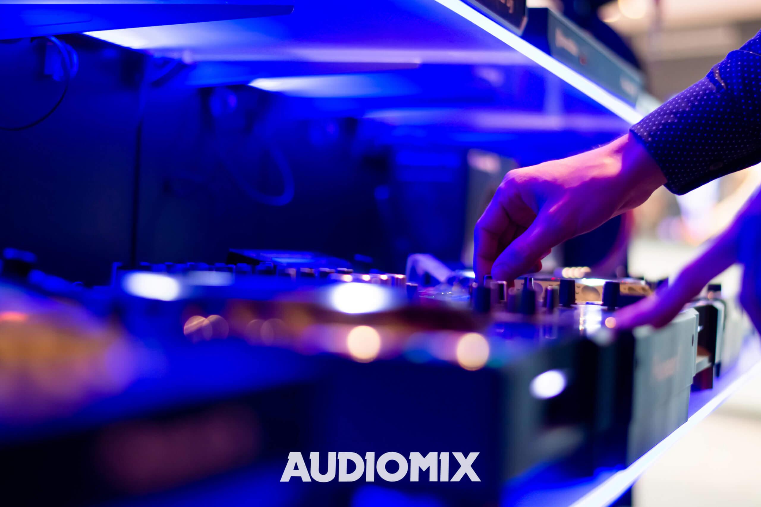 dj audiomix